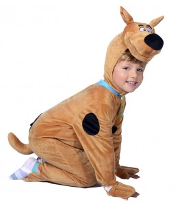 Fato de Scooby-Doo para bebé