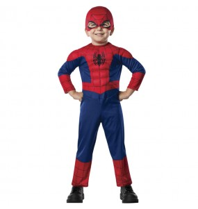 Fato de Spiderman Marvel para bebé