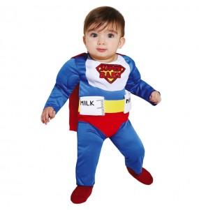 Fato de Superbaby para bebé