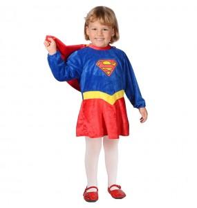 Fato de Supergirl para bebé