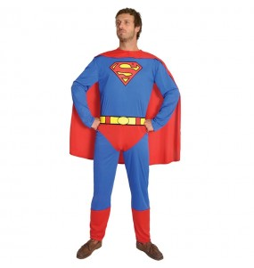 Fato de Superman Classic para homem