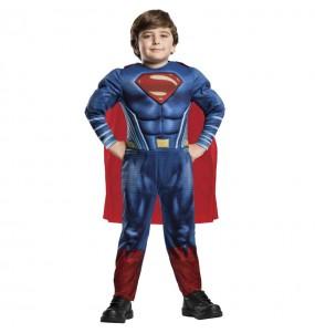 Fato de Superman Deluxe para menino