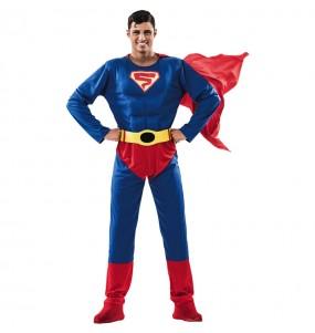 Disfarce Super Herói Clássico adulto divertidíssimo para qualquer ocasião