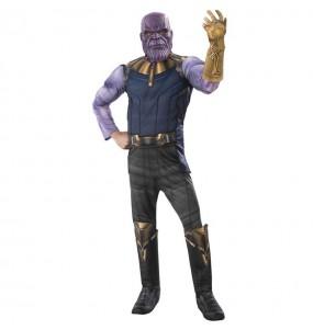 Disfarce Thanos Infinity War adulto divertidíssimo para qualquer ocasião