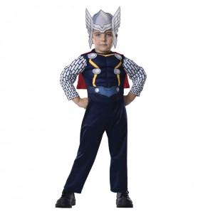 Disfarce Thor Marvel beb? para deixar voar a sua imagina??o
