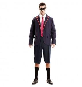 Disfarce uniforme Élite adulto divertidíssimo para qualquer ocasião