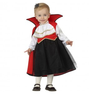 Fato de Vampiresa gótica para bebé