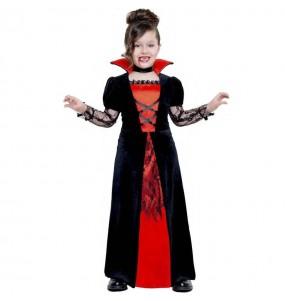 Fato de Vampiresa Pensilvânia para menina