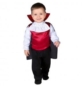 Fato de Vampiro para bebé