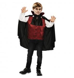 Fato de Vampiro da noite para menino