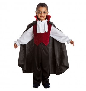 Disfarce Halloween Vampiro Halloween meninos para uma festa do terror