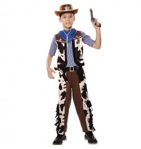 Fato de Cowboy Pistoleiro para menino
