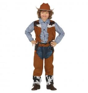 Disfarce Cowboy Rodeio menino para deixar voar a sua imaginação