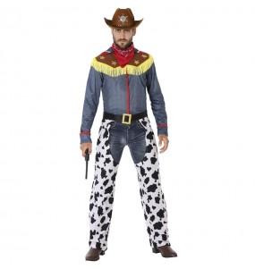 Disfarce Vaqueiro Toy Story adulto divertidíssimo para qualquer ocasião
