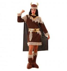 Disfarce original Viking mulher ao melhor preço