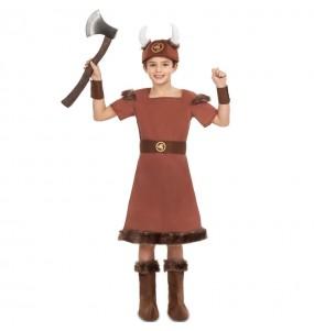 Disfarce Viking Guerreiro menino para deixar voar a sua imaginação