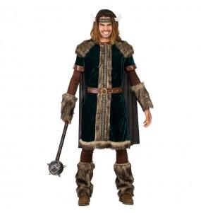 Disfarce Viking Nórdico adulto divertidíssimo para qualquer ocasião