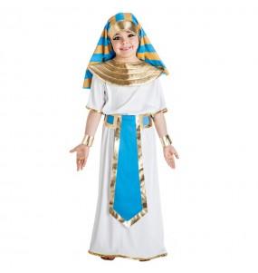 Disfarce Egípcio Azul menino para deixar voar a sua imaginação