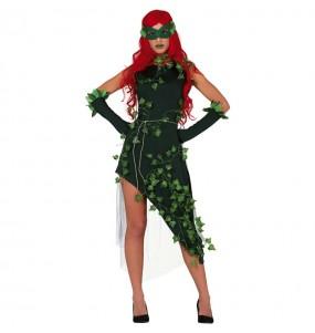 Disfarce original Poison Ivy Batman mulher ao melhor preço