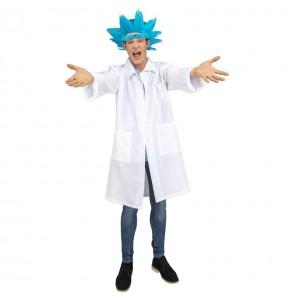 Disfarce Rick e Morty adulto divertidíssimo para qualquer ocasião