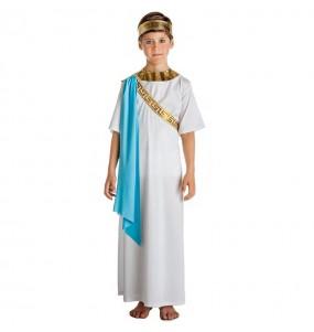 Disfarce Sacerdote Grego menino para deixar voar a sua imaginação