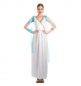 Disfarce original Sacerdotisa Grega mulher ao melhor preço