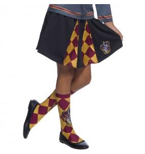 Saia Gryffindor para menina