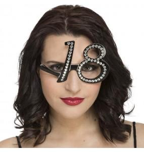 Os óculos mais engraçados aniversário 18 anos para festas de fantasia