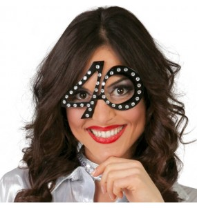 Os óculos mais engraçados aniversário 40 anos para festas de fantasia