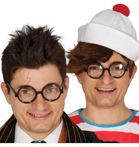 Os óculos mais engraçados estudante para festas de fantasia