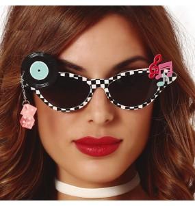 Os óculos mais engraçados dos anos 50 para festas de fantasia