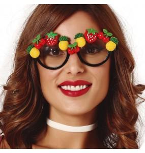 Os óculos mais engraçados Frutas para festas de fantasia