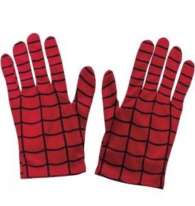 Luvas Spiderman para meninos