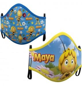 Máscara Abelha Maya de proteção para crianças