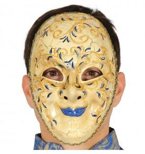 Máscara de carnaval de Veneza para completar o seu fato Halloween e Carnaval