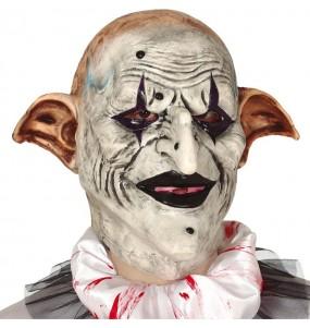 Máscara Terror Arlequim para completar o seu fato Halloween e Carnaval
