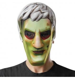 Máscara Brainiac de Fortnite para completar o seu fato Halloween e Carnaval