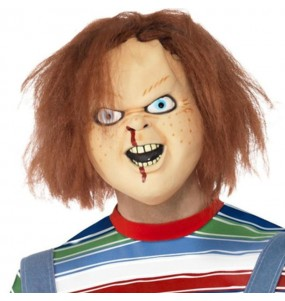 Máscara Chucky O Boneco assassino
