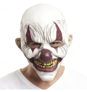 Máscara Palhaço Justiça para completar o seu fato Halloween e Carnaval