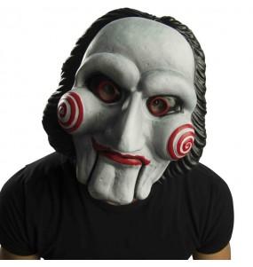 Máscara Saw em PVC