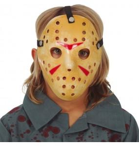 Máscara Hóquei Terror Infantil