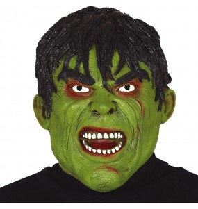 Máscara Hulk para adultos