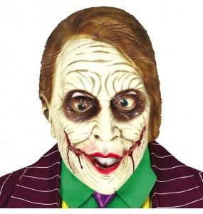 Máscara Joker Batman para completar o seu fato Halloween e Carnaval