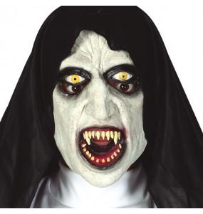 Máscara Freira Valak para completar o seu fato Halloween e Carnaval