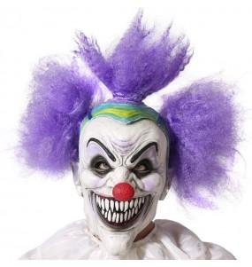 Máscara de Palhaço Assustador