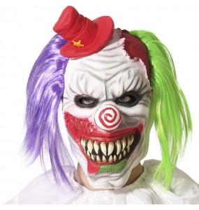 Máscara de Palhaço de Horror