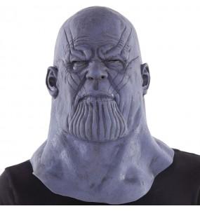 Máscara Thanos adulto para completar o seu fato Halloween e Carnaval