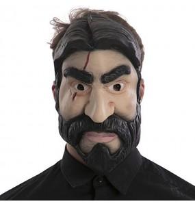 Máscara The Reaper de Fortnite para completar o seu fato Halloween e Carnaval