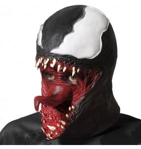 Máscara de vilão Venom