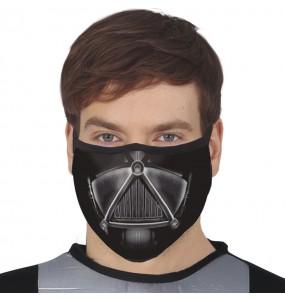 Máscara Darth Vader de proteção para adulto